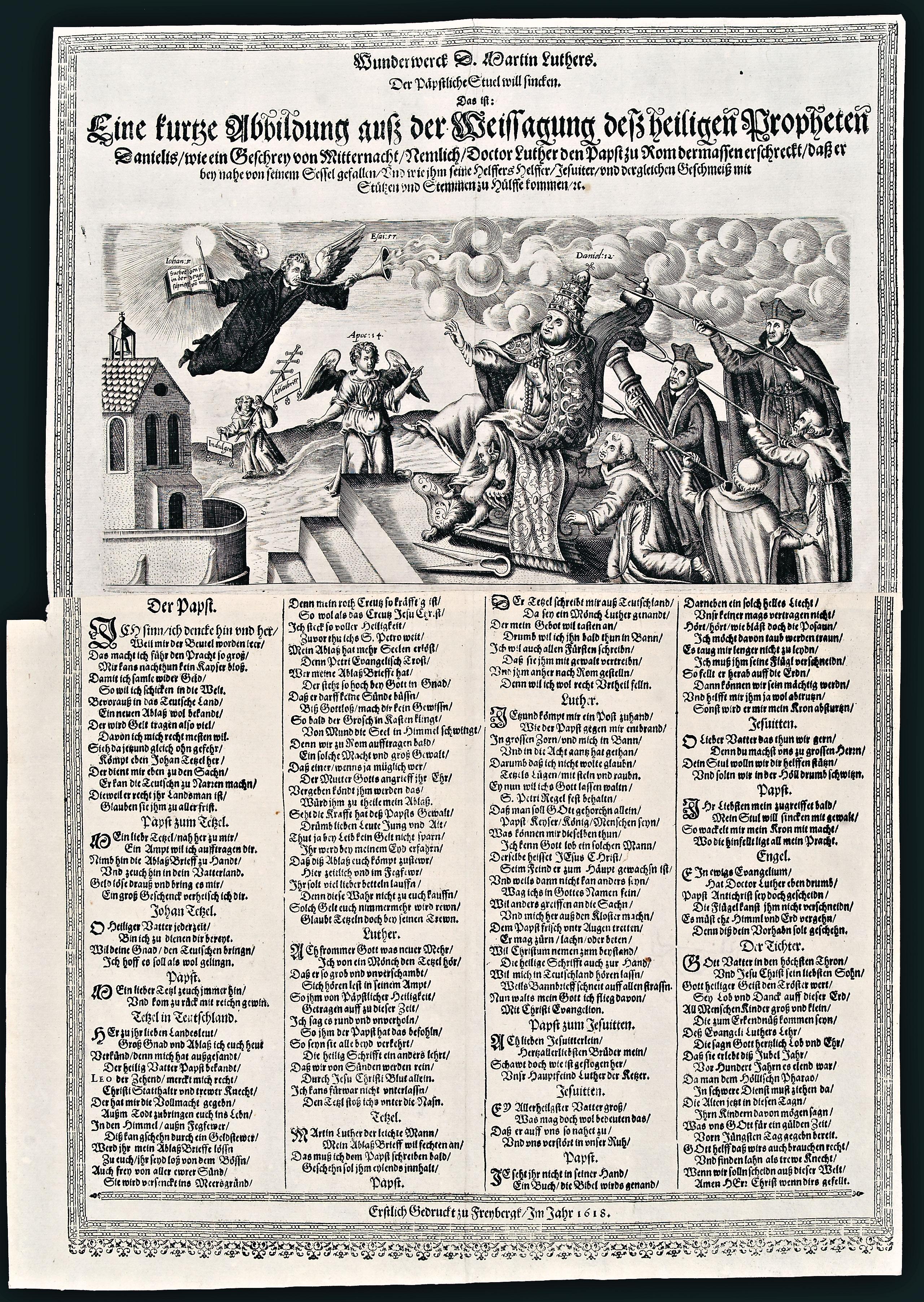 Wunderwerk  Martin Luthers