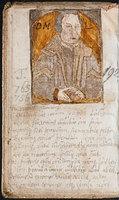 Gelehrtenporträt Martin Luthers